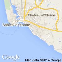 plage Château d'Olonne