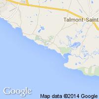 plage Talmont Saint-Hilaire