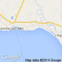 plage Porte des iles