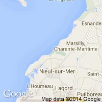 plage Nieul sur Mer