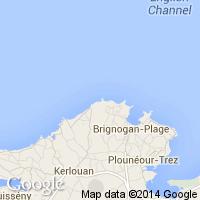 plage Brignogan (Phare)