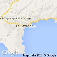 plage Lavandou