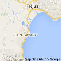 plage Saint-Aygulf