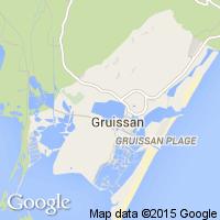 plage Gruissan (Etang)