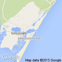 plage Grazel (Etang)