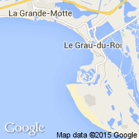 plage Port-Camargue
