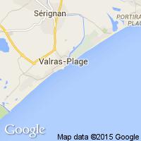 plage Valras