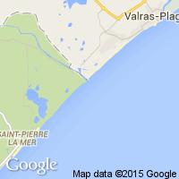 plage Aude (Embouchure)