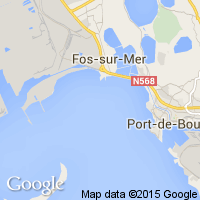 plage Fos-sur-Mer