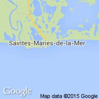 plage Saintes-Maries-de-la-Mer