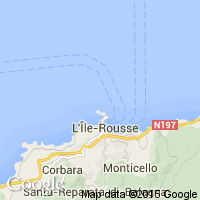 plage Ile Rousse