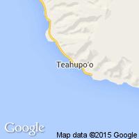 plage Teahupoo