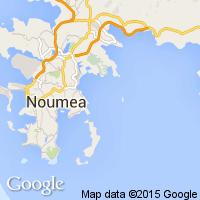 plage Nouméa