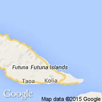plage Futuna