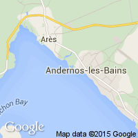 plage Andernos les Bains