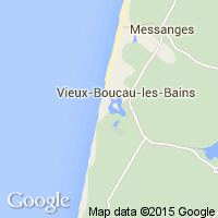 plage Lac-Marin