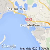 plage Port de Bouc