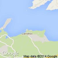 plage Lanvéoc