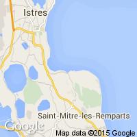 plage Saint-Mitre les Remparts