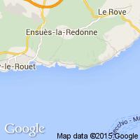 plage Ensuès la Redonne