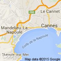 plage Cannes La Bocca