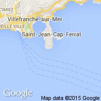 plage Saint Jean Cap Ferrat