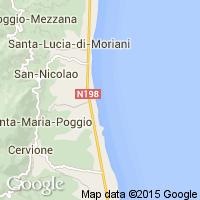 plage Santa Maria Poggio