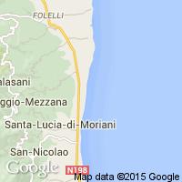 plage Poggio Mezzana
