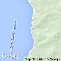 plage Olmeta di Capocorso
