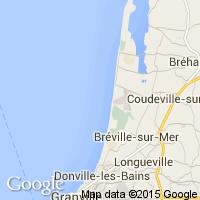 plage Coudeville