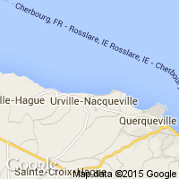plage Urville-Nacqueville