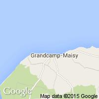 plage Grandcamp