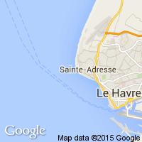 plage Sainte Adresse