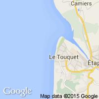 plage Touquet