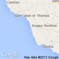 plage Dragey Ronthon
