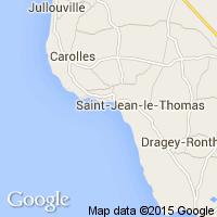 plage Saint-Jean le Thomas