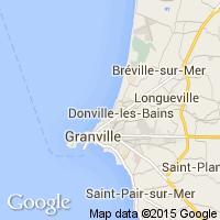 plage Donville les Bains