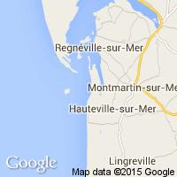 plage Montmartin sur Mer