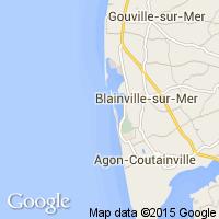plage Blainville sur Mer