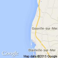 plage Gouville sur Mer