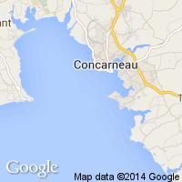 plage Concarneau