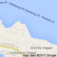 plage Omonville la Rogue