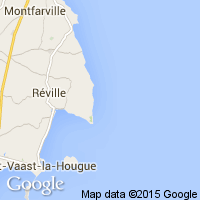 plage Réville