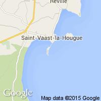 plage Saint-Vaast la Hougue