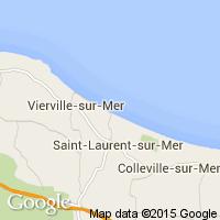 plage Saint-Laurent sur Mer