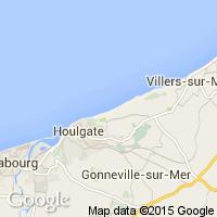 plage Gonneville sur Mer