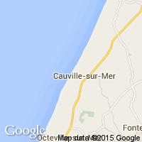 plage Cauville sur Mer