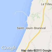 plage Saint-Jouin Bruneval
