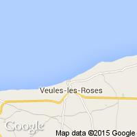 plage Veules les Roses