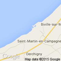 plage Saint-Martin en Campagne